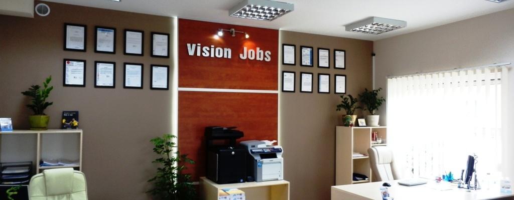 Biuro tłumaczeń Vision Jobs